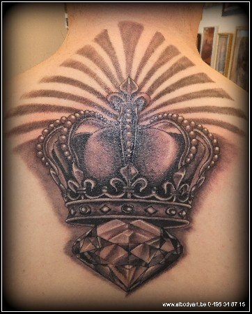 Tattoo 3D, by Sophie d'SL BODY ART