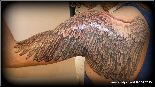 Maori created & realised by SL BODY ART