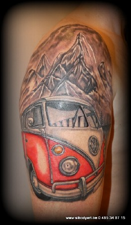 Cover-up by SL BODY ART
